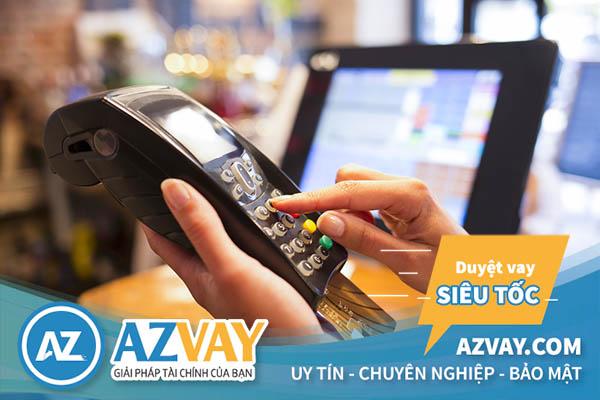 Khách hàng sẽ thoải mái thanh toán qua thẻ khi mua sắm tại Hà Nội