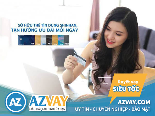 Điều kiện thủ tục làm thẻ tín dụng tại Hà Nội đơn giản