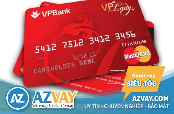 Làm thẻ tín dụng VPBank tại Hà Nội