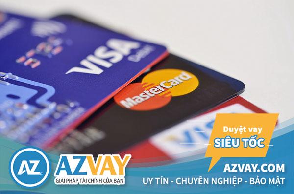 Nên làm thẻ tín dụng Visa hay MasterCard?