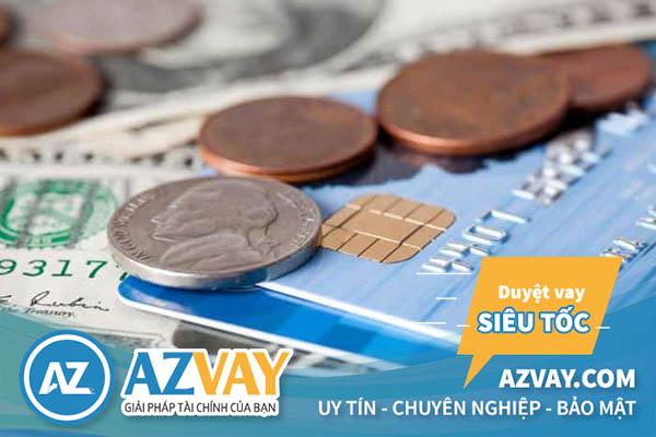Một số loại phí khi sử dụng thẻ tín dụng