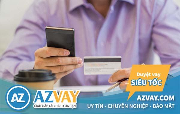 Vay tiền qua thẻ tín dụng Agribank với lãi suất ưu đãi
