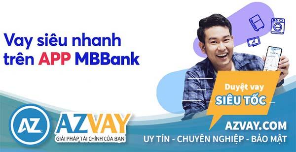 Quy trình vay tiền qua thẻ tín dụng MBBank
