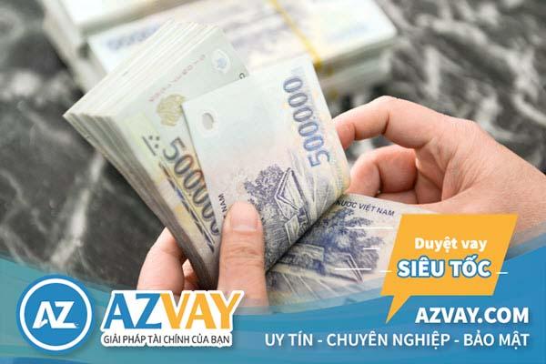 Vay tiền qua thẻ tín dụng Vietcombank