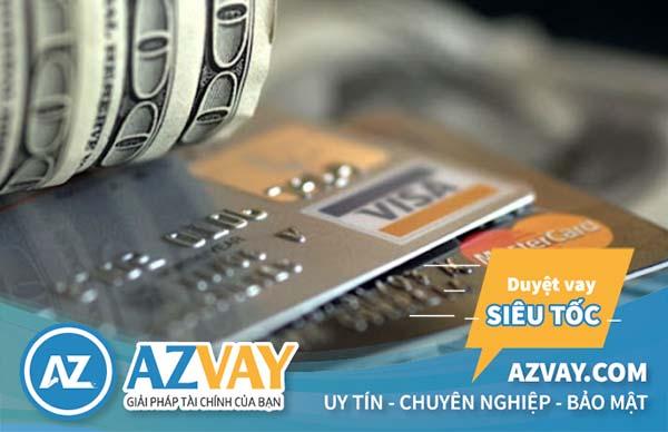 Vay tín chấp qua thẻ tín dụng ngân hàng