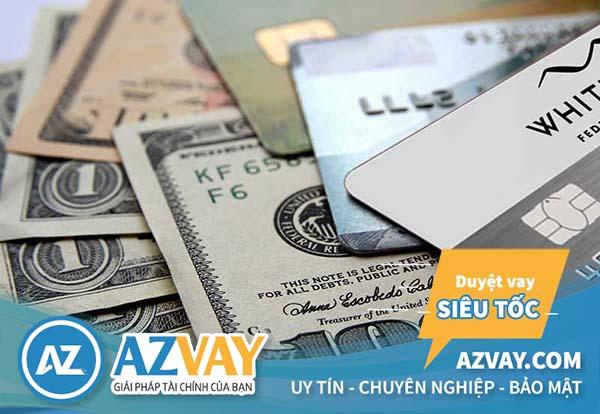 Vay tín chấp qua thẻ tín dụng giúp khách hàng có một khoản vay mà không cần tài sản đảm bảo