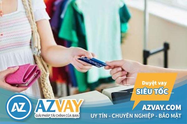 Một số trường hợp không nên quẹt hat cà thẻ tín dụng