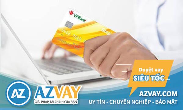 Khách hàng hoàn toàn có thể rút tiền mặt qua thẻ tín dụng VPBank