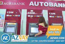 Thẻ tín dụng Agribank có rút tiền mặt được không? Mức phí bao nhiêu?