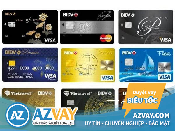 Khách hàng hoàn toàn có thể rút tiền thẻ tín dụng BIDV khi cần.