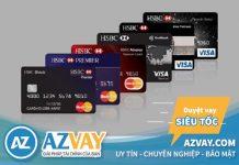 Thẻ tín dụng HSBC có rút tiền mặt được không? Mức phí bao nhiêu?