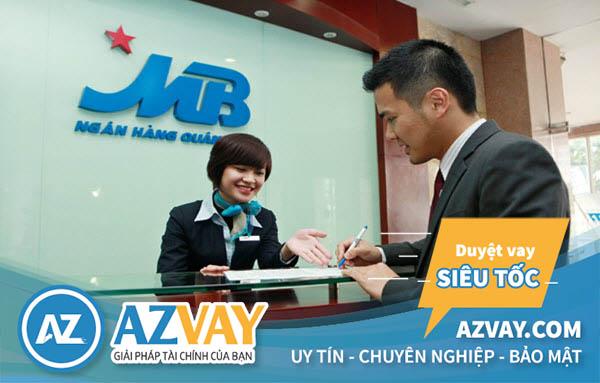 Rút tiền mặt thẻ tín dụng MBBank với mức phí và lãi suất ưu đãi