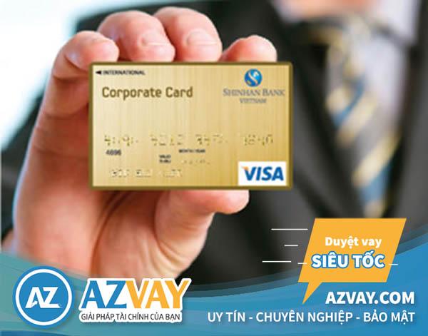 Khách hàng hoàn toàn có thể rút tiền qua thẻ tín dụng Shinhan Bank