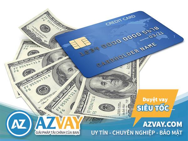 Bạn có thể rút tiền mặt từ thẻ tín dụng Vietinbank