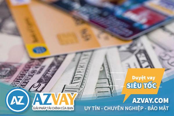 Mức phí rút tiền mặt thẻ tín dụng Vietinbank dao động từ 3-4%