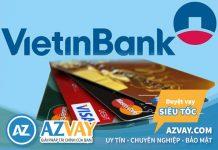 Thẻ tín dụng Vietinbank có rút tiền mặt được không? Mức phí bao nhiêu?