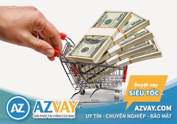Vay tiền qua thẻ tín dụng giúp khách hàng tiết kiệm được rất nhiều thời gian và công sức