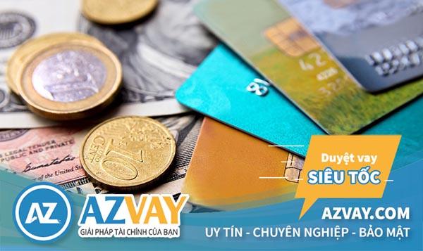 Vay tiền qua thẻ tín dụng ACB với lãi suất từ 17-20%/năm