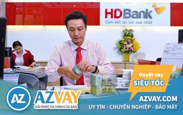 Vay tiền qua thẻ tín dụng HDBank với nhiều ưu đãi hấp dẫn