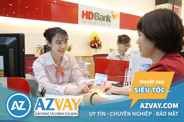 Điều kiện vay tiền qua thẻ tín dụng HDBank đơn giản