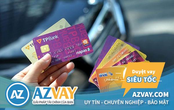 Vay tiền qua thẻ tín dụng TPBank