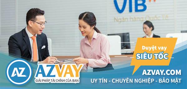 Điều kiện và thủ tục vay tiền qua thẻ tín dụng VIB đơn giản, nhanh gọn