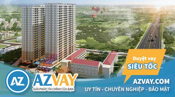 Chung cư Bcons Green View