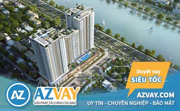 Chung cư Vista Riverside