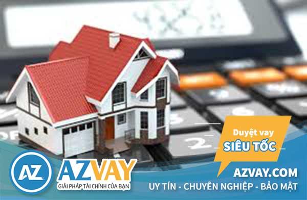 Không nên vay quá 50% giá trị ngôi nhà nếu bạn chưa có phương án trả nợ dài hạn