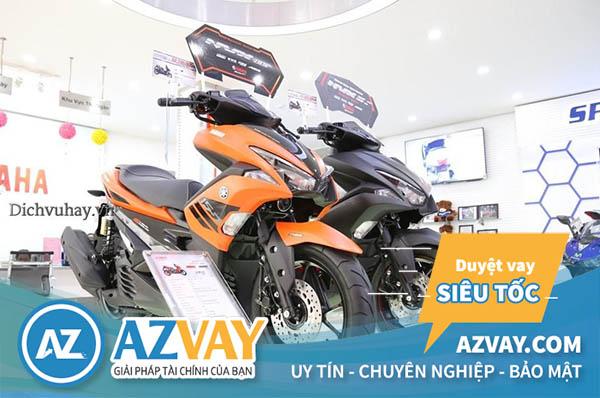 Mua xe máy Yamaha trả góp với nhiều lợi ích hấp dẫn