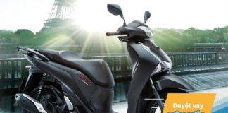 Hướng dẫn thủ tục mua xe máy SH trả góp năm 2020