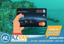 Thẻ tín dụng Standard Chartered có rút tiền mặt được không? Mức phí bao nhiêu?