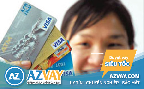 Khách hàng có thể rút tiền mặt từ thẻ tín dụng ACB