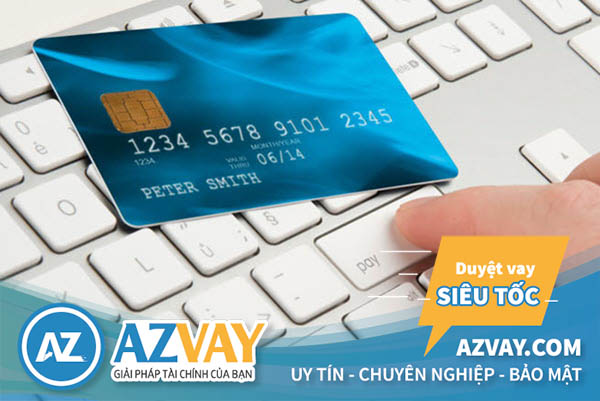 Mức phí rút tiền mặt thẻ tín dụng ACB tương đối cao