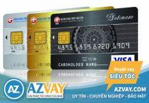 Thẻ tín dụng SCB có rút tiền mặt được không? Mức phí bao nhiêu?