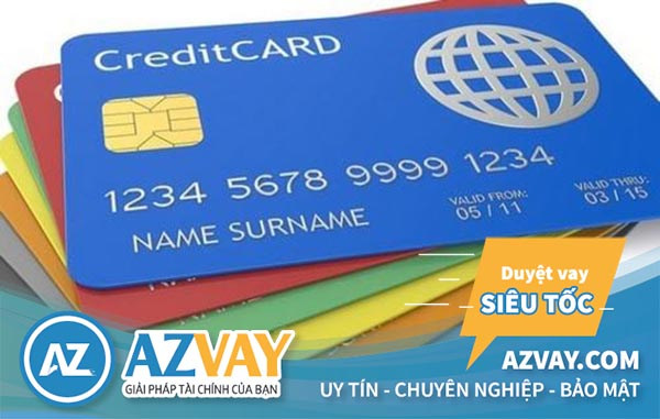 Thẻ Credit card