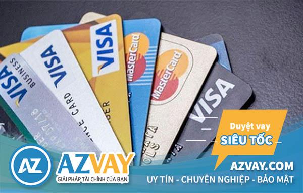Thẻ Credit Card chia làm 2 loại là thẻ nội địa và thẻ thanh toán quốc tế