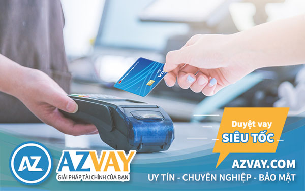 Bạn có thể sử dụng thẻ Credit Card để thanh toán trực tuyến.