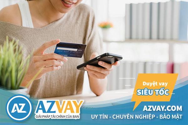 Thỏa sức mưa sắm với thẻ Credit Card