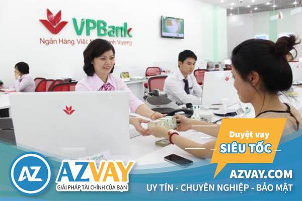 Vay tín chấp nhanh ngân hàng VPBank tại Bắc Ninh