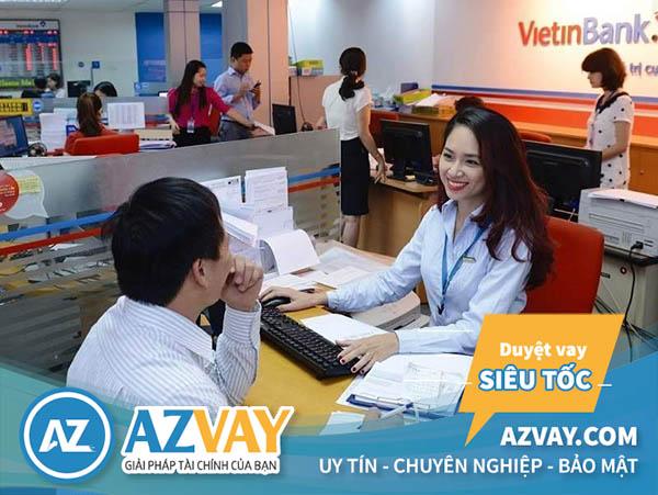 Vay tín chấp nhanh ngân hàng Vietinbank tại Bắc Ninh