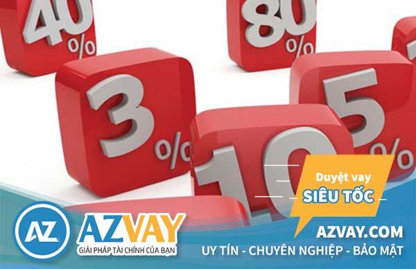 Mức lãi suất vay tín chấp nhanh tại Hà Nội dao động từ 14-15%/năm