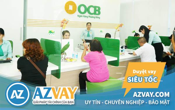 Vay tín chấp nhanh ngân hàng OCB tại Hà Nội
