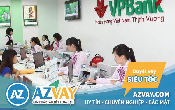 Vay tín chấp nhanh ngân hàng VPBank tại Hà Nội