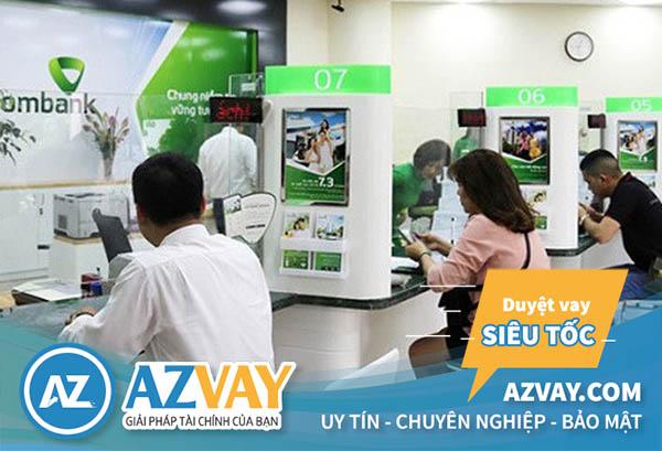 Vay tín chấp ngân hàng Vietcombank tại Hà Nội
