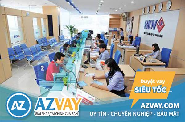 Vay tín chấp nhanh ngân hàng BIDV tại Hải  Phòng