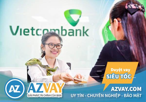 Vay tín chấp theo lương ngân hàng VietcomBank tại Hải Phòng