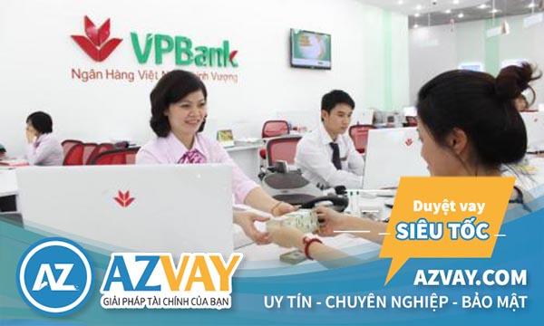 Vay vốn khởi nghiệp ngân hàng VPBank