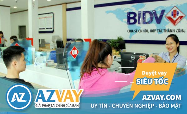 Vay vốn khởi nghiệp ngân hàng BIDV