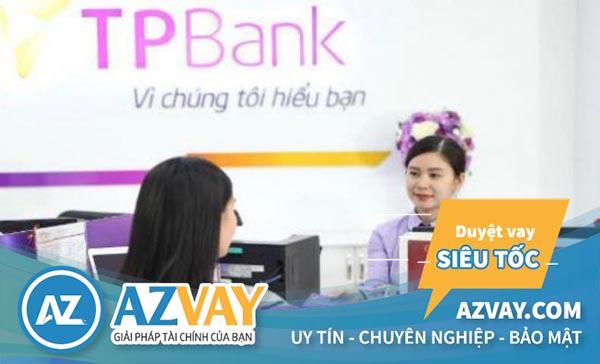 Vay vốn khởi nghiệp ngân hàng TPBank
